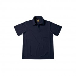 POLOSHIRT B&C COOLPOWER PUC12 NAVY