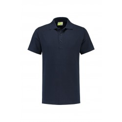 POLOSHIRT L&S BASIC SS FOR HIM 3540 NAVY